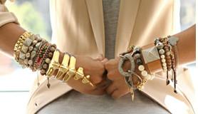 The Art of Layering Jewelry